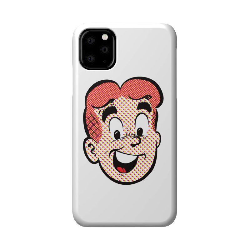 Halftone Archie Accessories Phone Case by Archie Comics