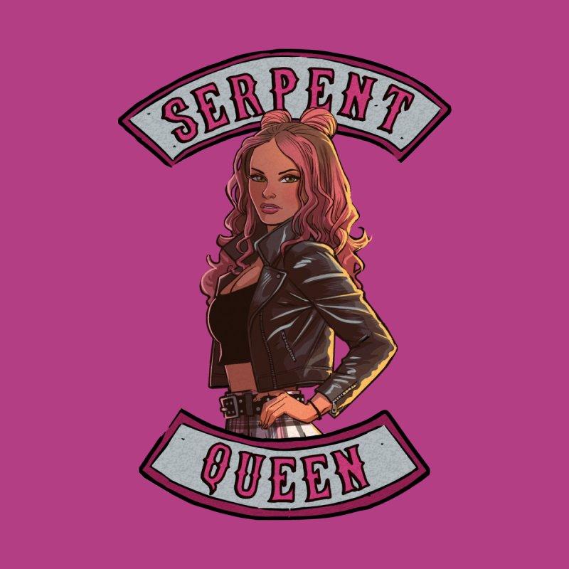 Toni Topaz Serpent Queen Men's Tank by Archie Comics