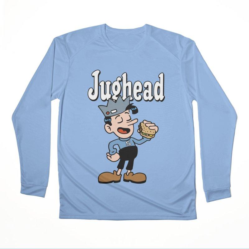 Retro Jughead Men's Longsleeve T-Shirt by Archie Comics