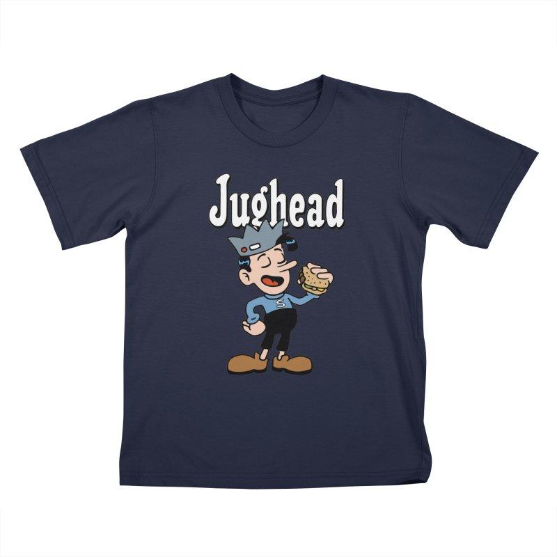 Retro Jughead Kids T-Shirt by Archie Comics