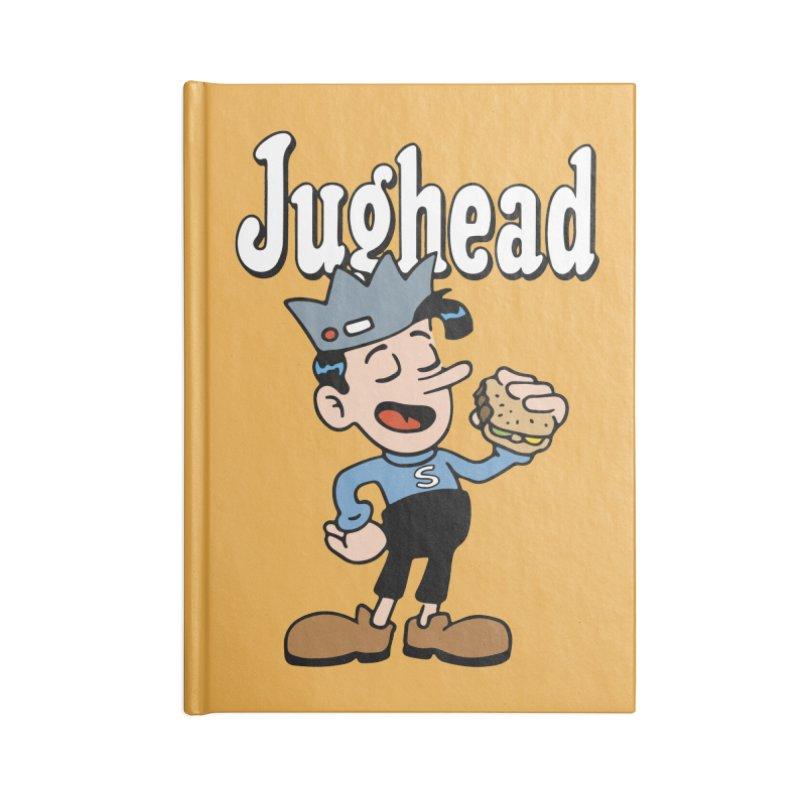 Retro Jughead Accessories Notebook by Archie Comics