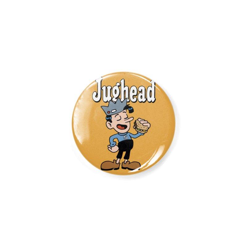 Retro Jughead Accessories Button by Archie Comics