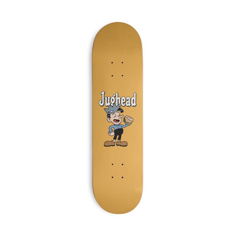 Retro Jughead Accessories Skateboard by Archie Comics