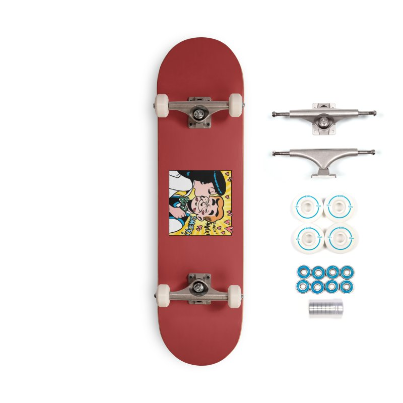 Archie And Veronica Accessories Skateboard by Archie Comics