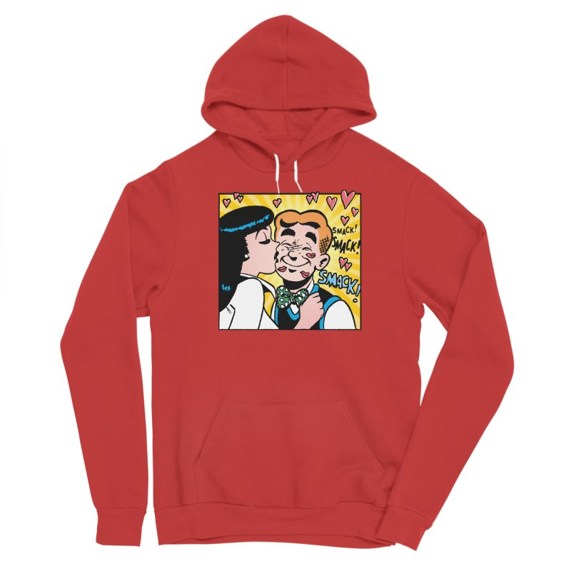Archie And Veronica Men's Pullover Hoody by Archie Comics