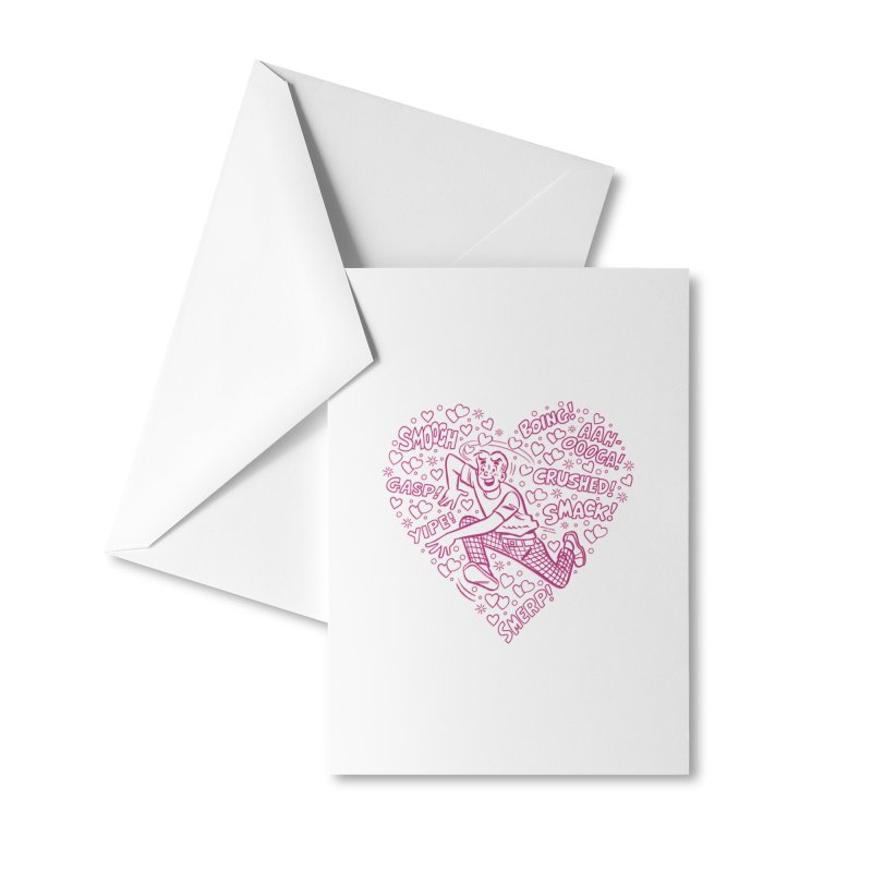 Archie In Love Accessories Greeting Card by Archie Comics
