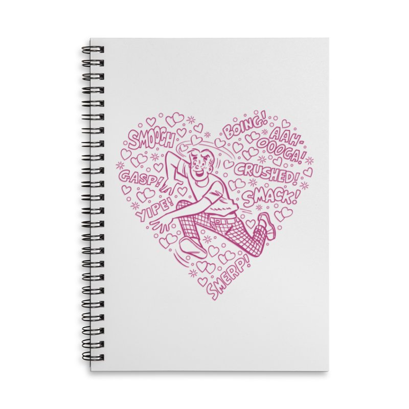 Archie In Love Accessories Notebook by Archie Comics
