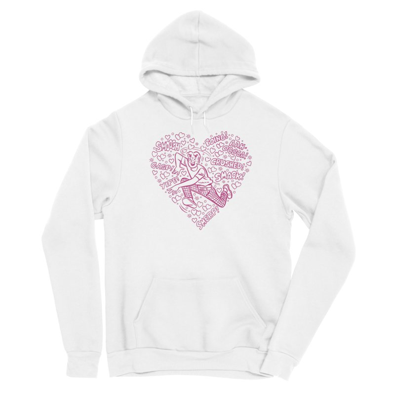Archie In Love Women's Pullover Hoody by Archie Comics