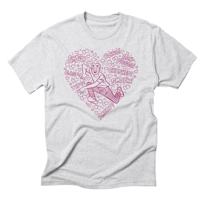 Archie In Love Men's T-Shirt by Archie Comics