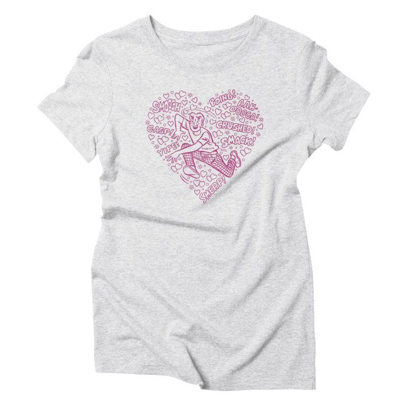 Archie In Love Women's T-Shirt by Archie Comics