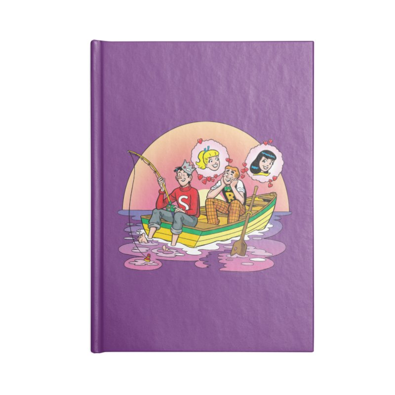 Rowboat Accessories Notebook by Archie Comics