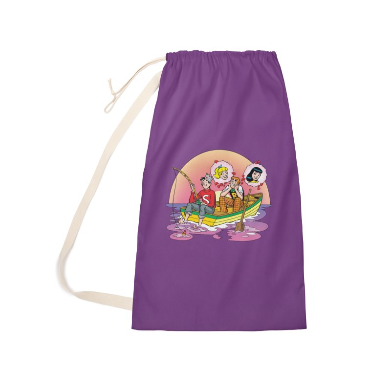 Rowboat Accessories Bag by Archie Comics