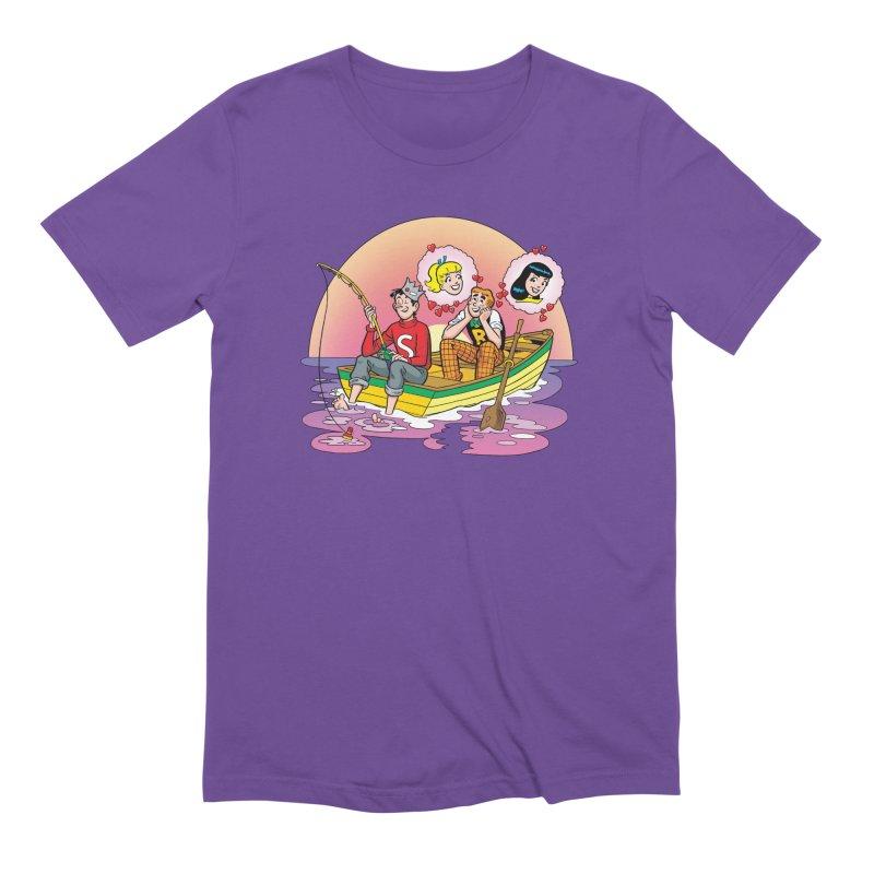 Rowboat Men's T-Shirt by Archie Comics
