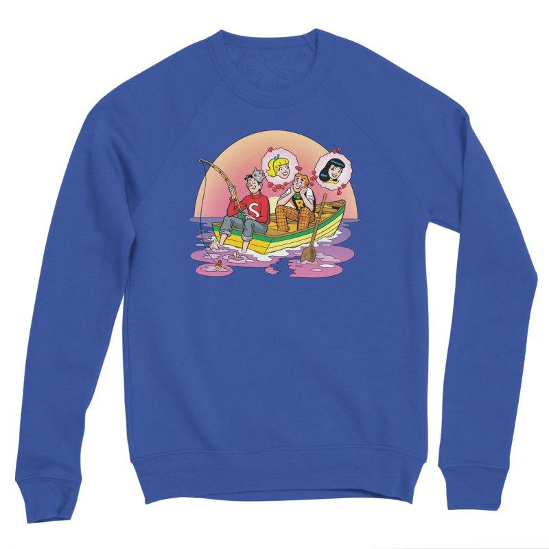 Rowboat Men's Sweatshirt by Archie Comics