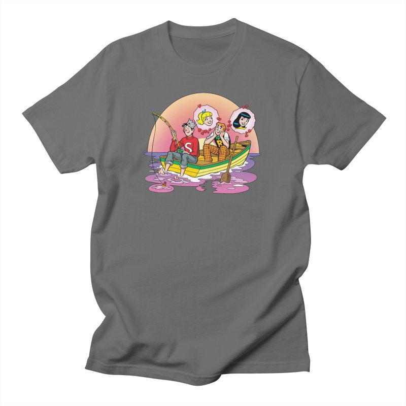 Rowboat Men's T-Shirt by Archie Comics