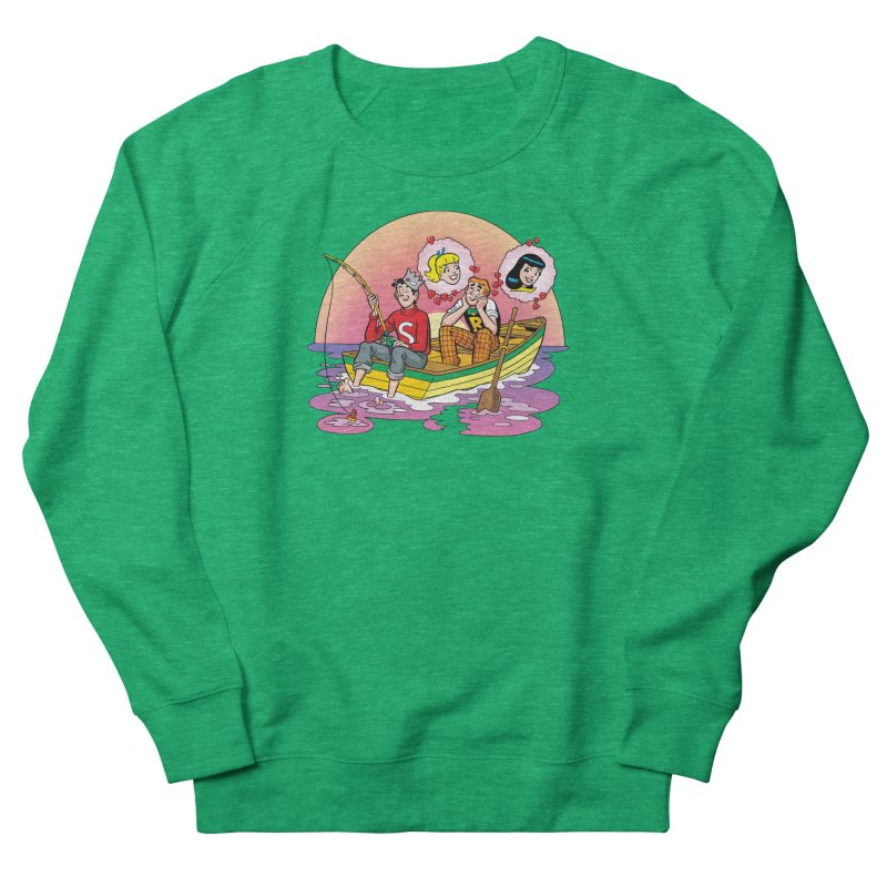 Rowboat Women's Sweatshirt by Archie Comics