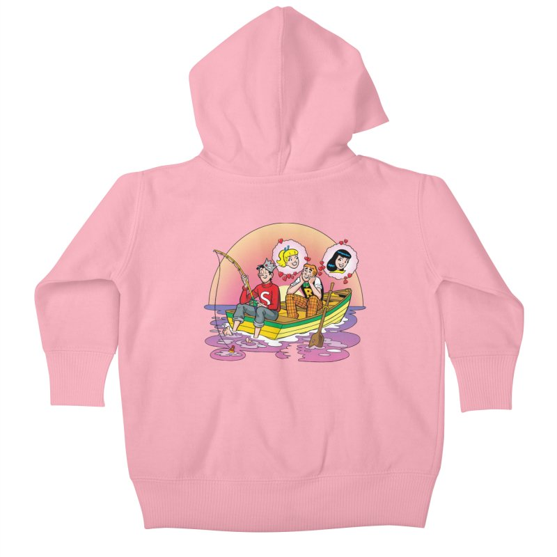 Rowboat Kids Baby Zip-Up Hoody by Archie Comics
