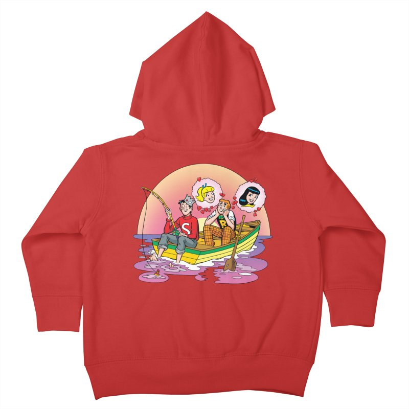 Rowboat Kids Toddler Zip-Up Hoody by Archie Comics