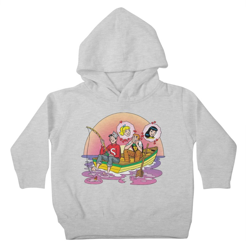 Rowboat Kids Toddler Pullover Hoody by Archie Comics