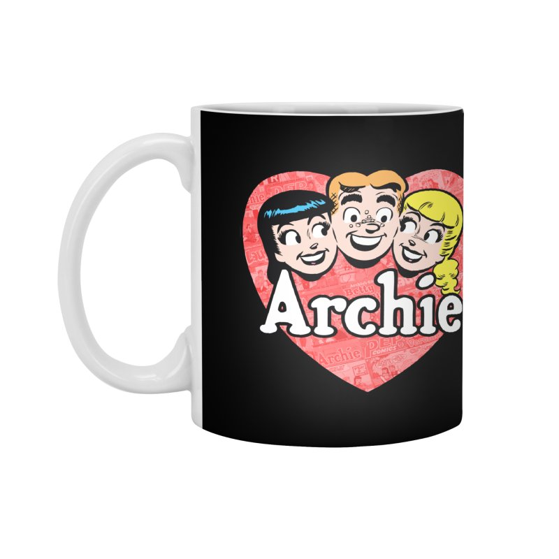 RetroArchieHeart Accessories Mug by Archie Comics
