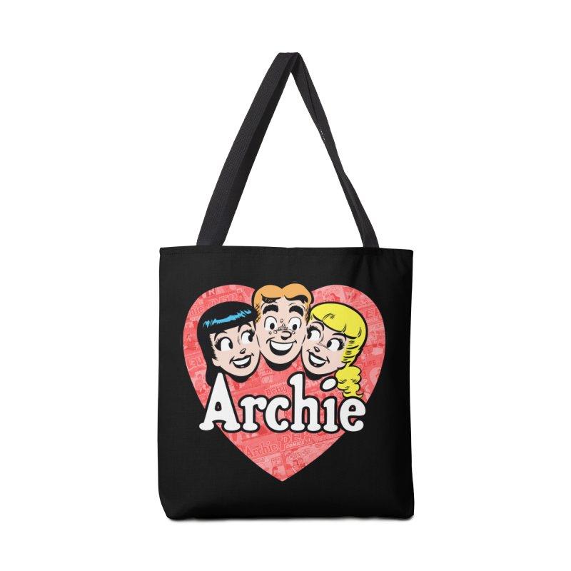 RetroArchieHeart Accessories Bag by Archie Comics