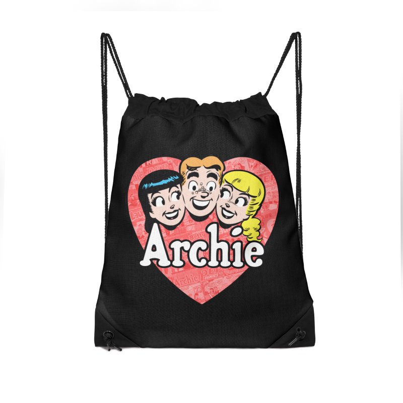 RetroArchieHeart Accessories Bag by Archie Comics