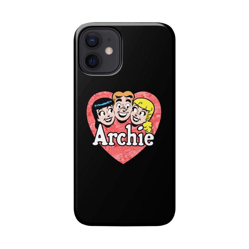 RetroArchieHeart Accessories Phone Case by Archie Comics