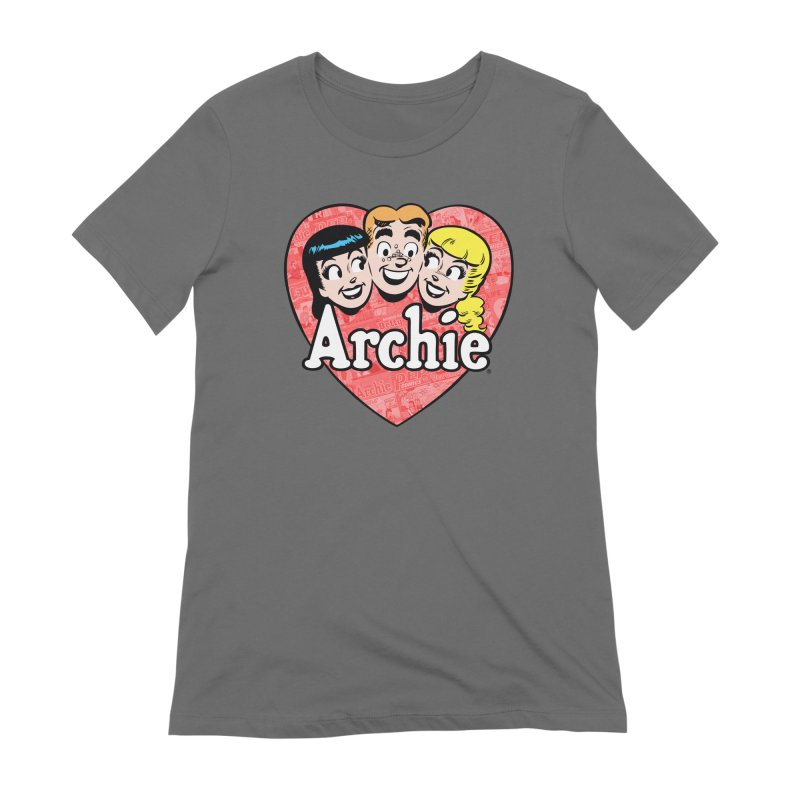RetroArchieHeart Women's T-Shirt by Archie Comics