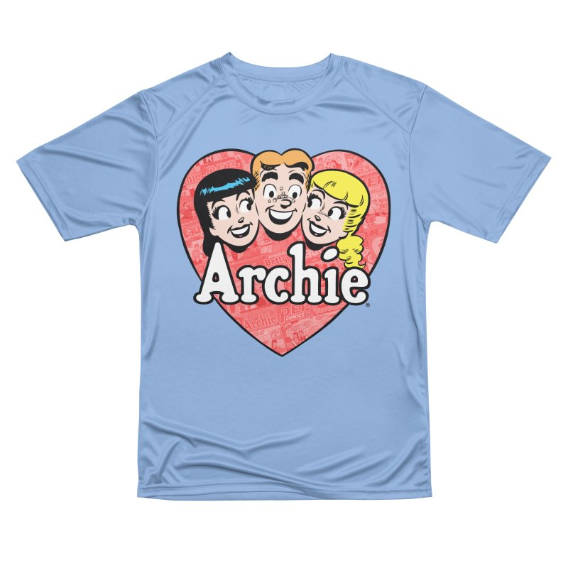 RetroArchieHeart Men's T-Shirt by Archie Comics