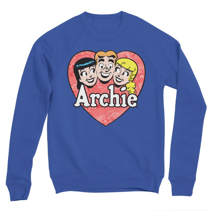 RetroArchieHeart Men's Sweatshirt by Archie Comics