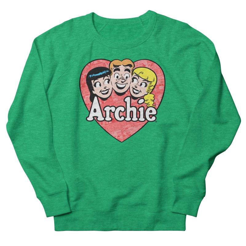 RetroArchieHeart Women's Sweatshirt by Archie Comics
