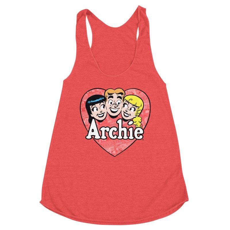RetroArchieHeart Women's Tank by Archie Comics