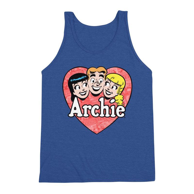 RetroArchieHeart Men's Tank by Archie Comics