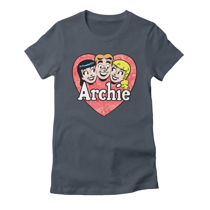 RetroArchieHeart Women's T-Shirt by Archie Comics