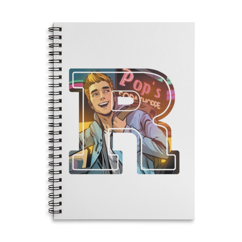 a(R)chie Accessories Lined Spiral Notebook by Archie Comics