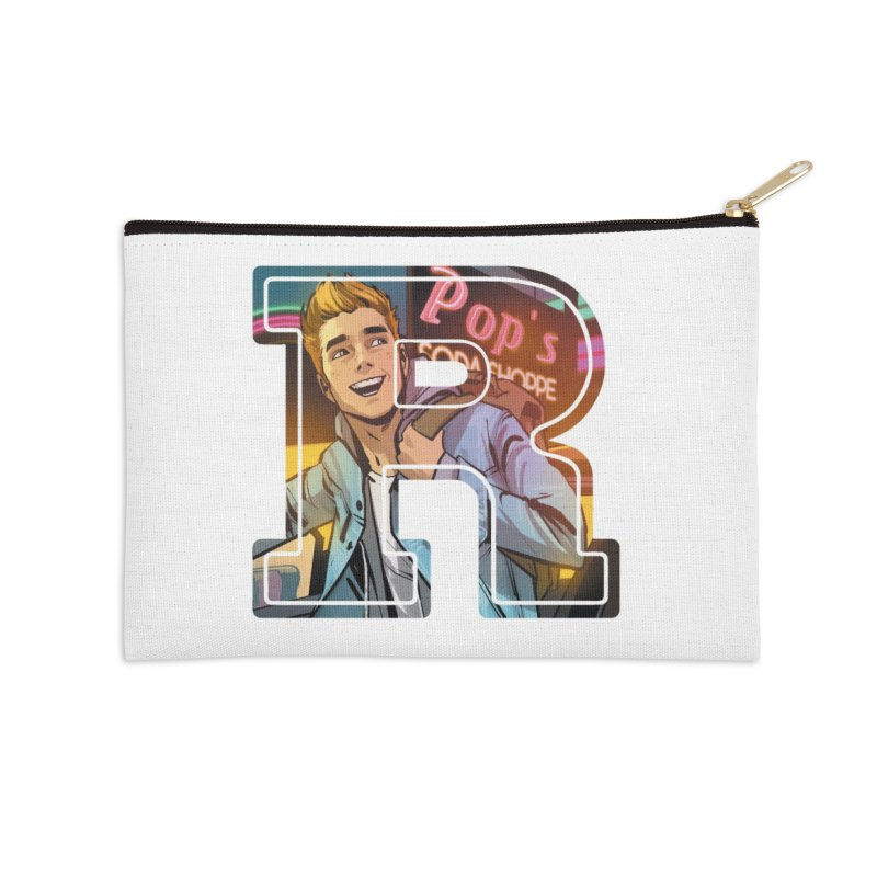 a(R)chie Accessories Zip Pouch by archiecomics's Artist Shop