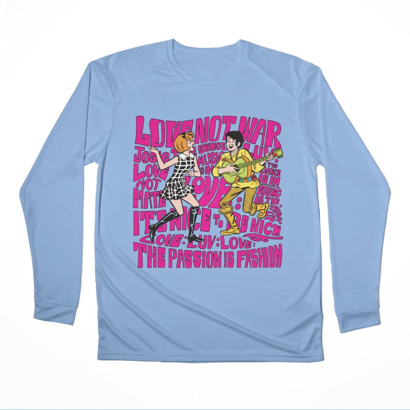 Josie Love Men's Longsleeve T-Shirt by Archie Comics