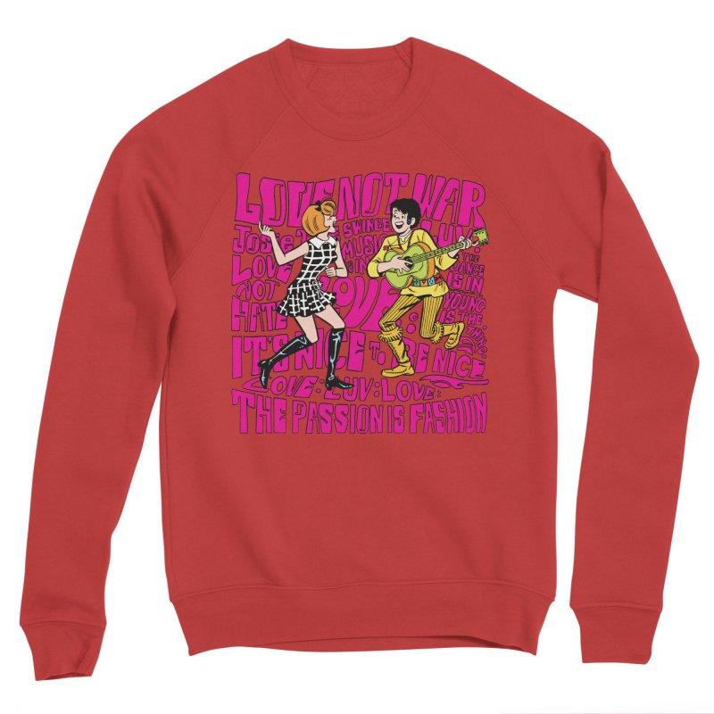 Josie Love Men's Sweatshirt by Archie Comics