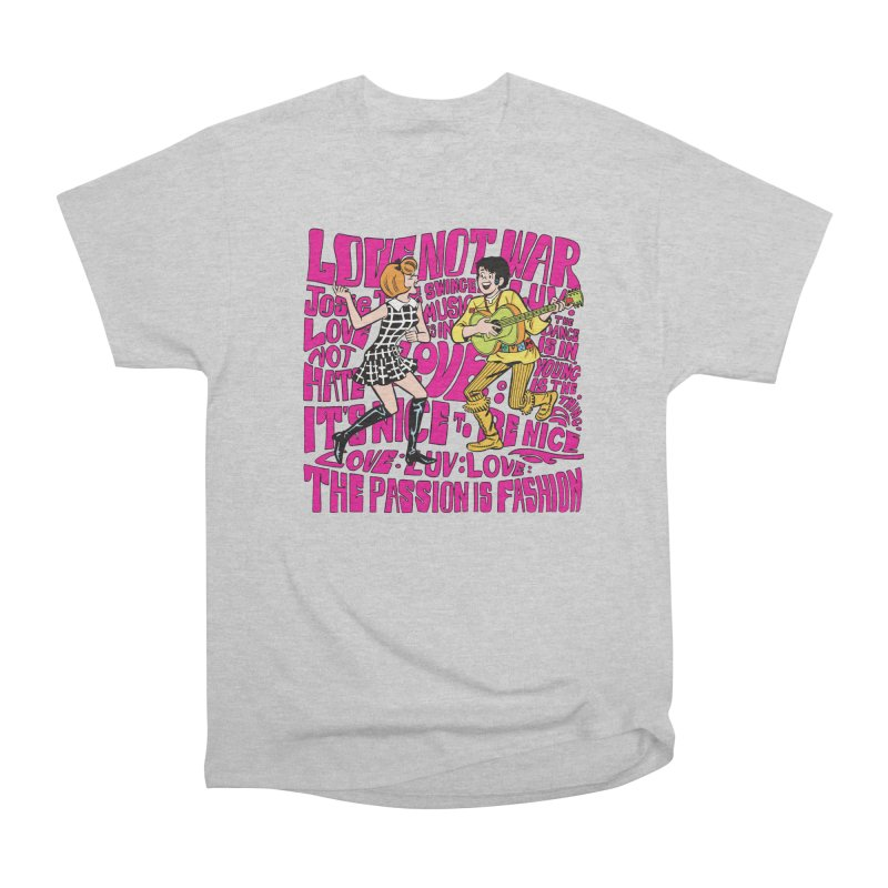 Josie Love Men's T-Shirt by Archie Comics