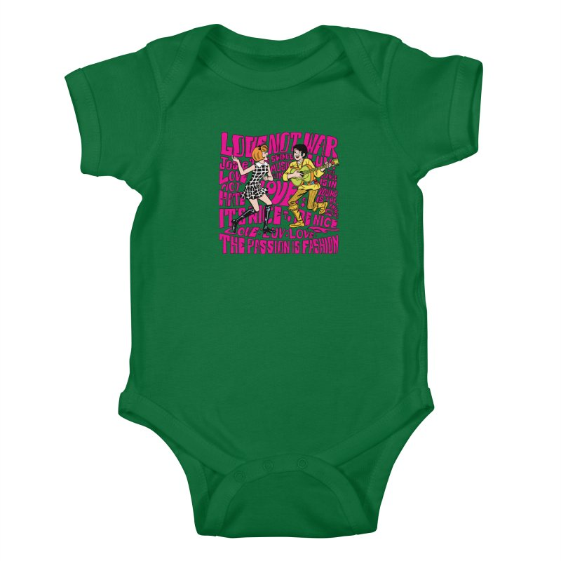 Josie Love Kids Baby Bodysuit by Archie Comics