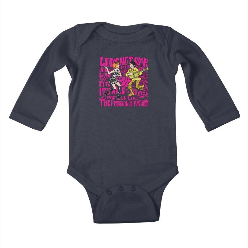 Josie Love Kids Baby Longsleeve Bodysuit by Archie Comics