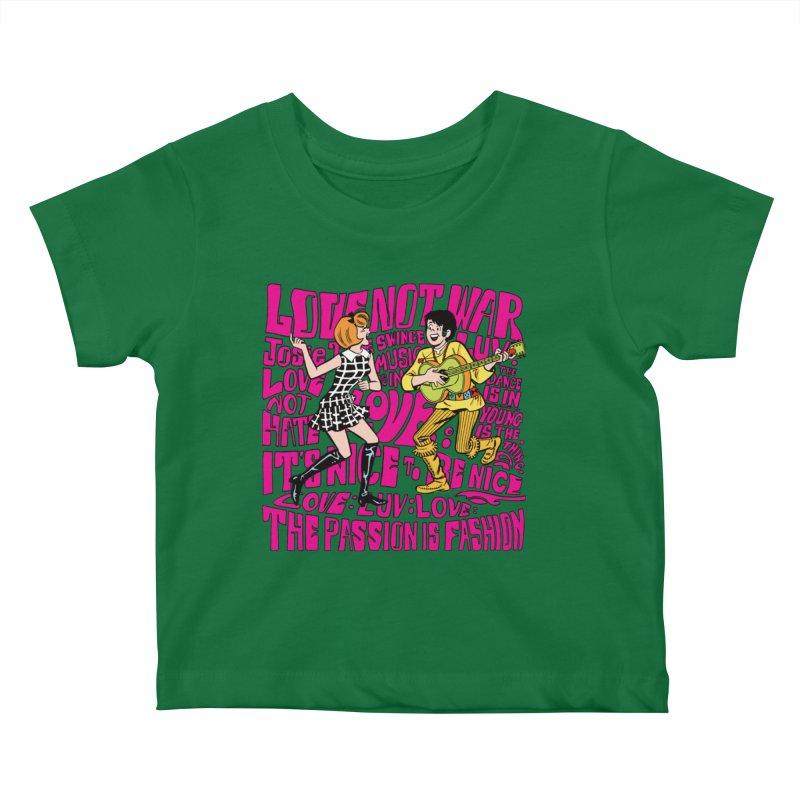 Josie Love Kids Baby T-Shirt by Archie Comics