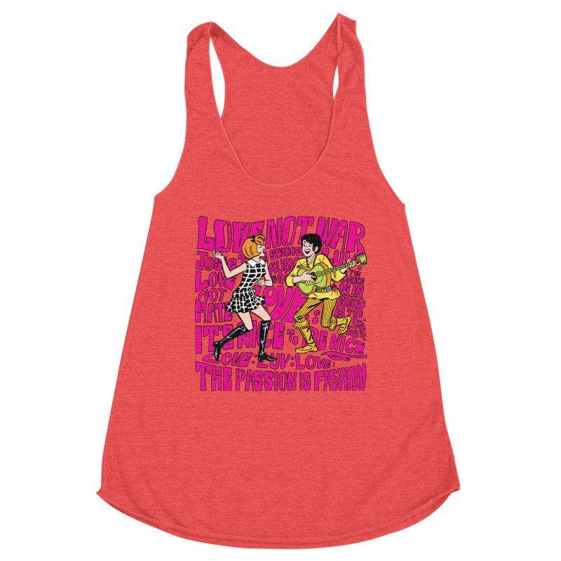 Josie Love Women's Tank by Archie Comics
