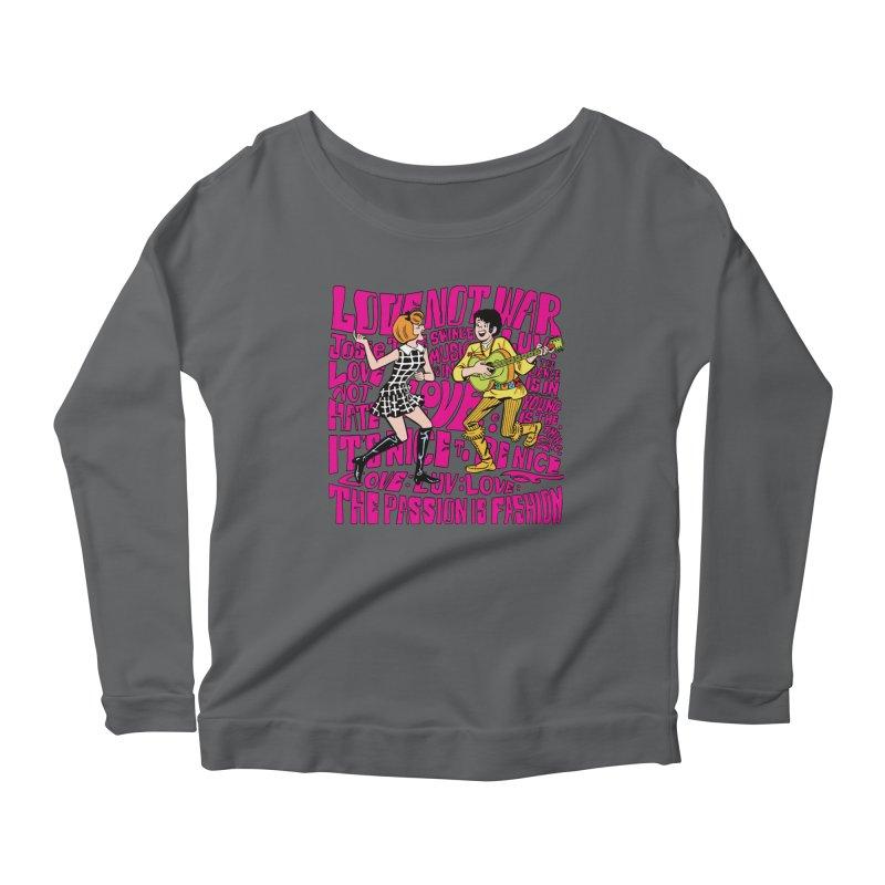 Josie Love Women's Longsleeve T-Shirt by Archie Comics