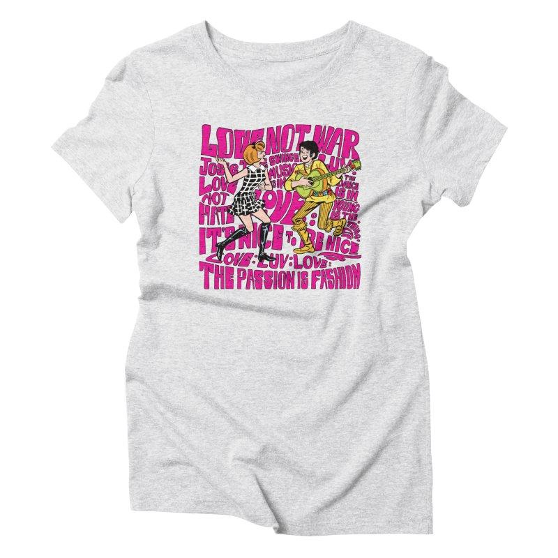 Josie Love Women's T-Shirt by Archie Comics