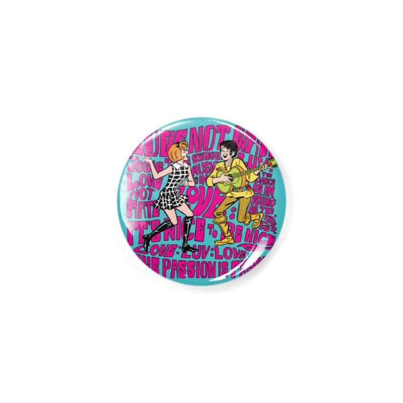 Josie Love Accessories Button by Archie Comics