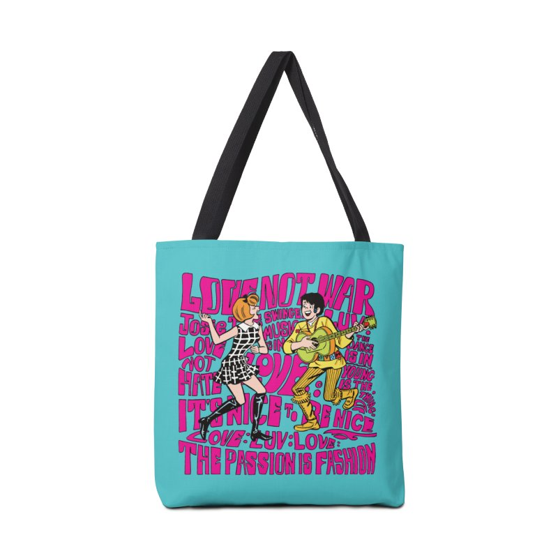 Josie Love Accessories Bag by Archie Comics