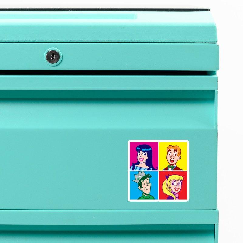 Pop Art Archie Accessories Magnet by Archie Comics