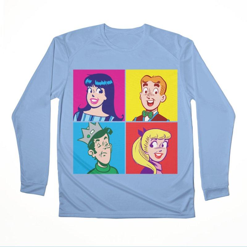 Pop Art Archie Men's Longsleeve T-Shirt by Archie Comics