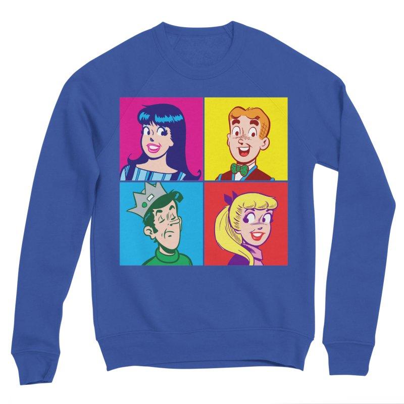 Pop Art Archie Men's Sweatshirt by Archie Comics